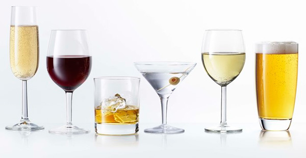 #5 cancer causing food - Alcohol