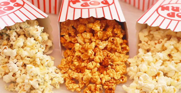 #7 Cancer causing food - Microwave Popcorn
