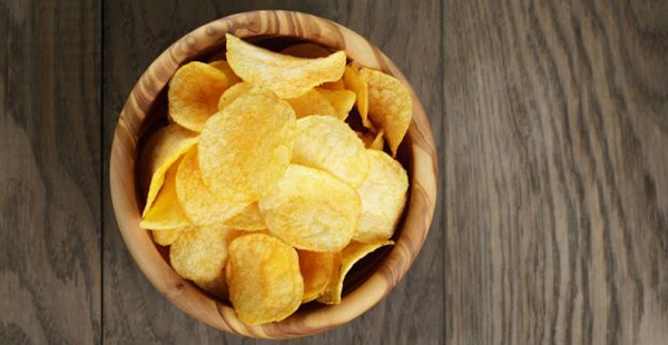 #9 Cancer Causing Food Potato-Chips