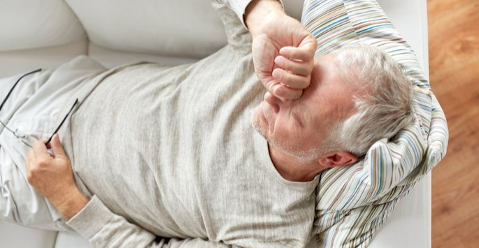 3rd sign and symptoms of lung cancer - overwhelmed fatigue