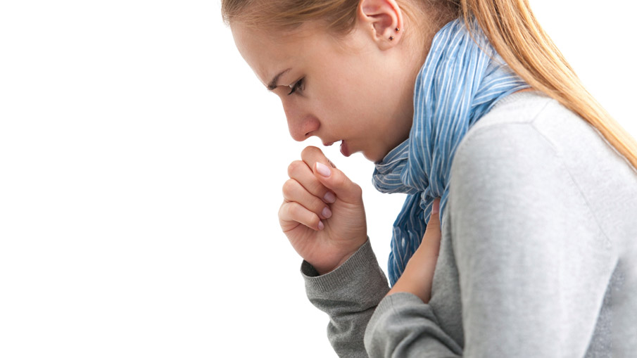1st sign and symptom of lung cancer - cough