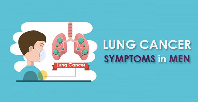 Signs & Symptoms of Lung Cancer in Men