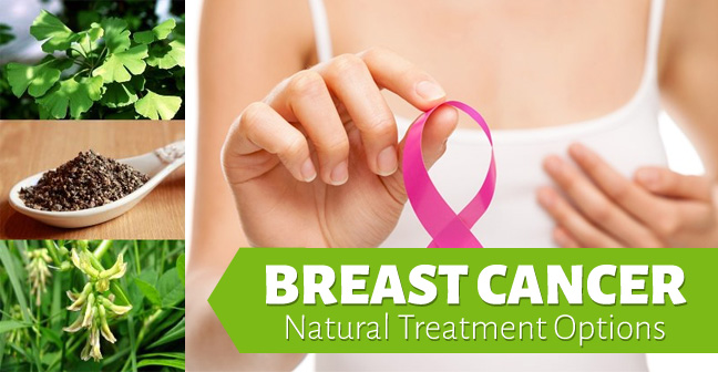 breast cancer natural treatment options