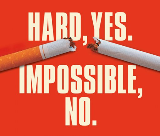 stop smoking it is injurious to health