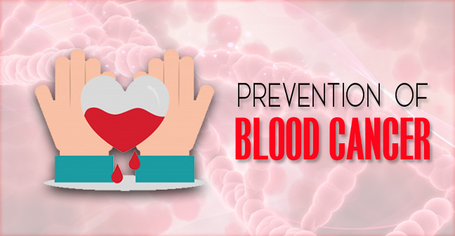 prevention of blood cancer
