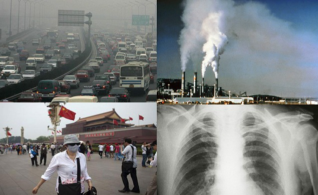 main lung cancer causes
